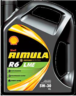 Shell Rimula R6LME 5W-30