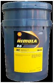 Shell Rimula R6ME 5W-30