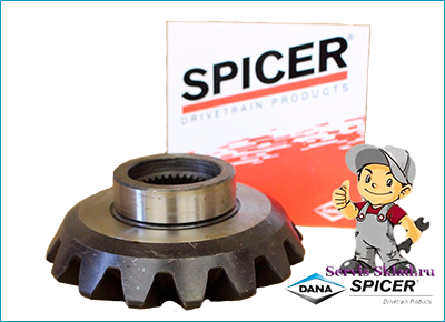 dana spicer_parts