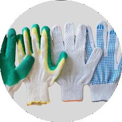 Купить перчатки рабочие со склада в Екатеринбурге
