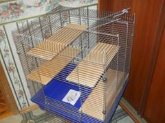 Клетка №1/2 (универсальная) 2600 рублей