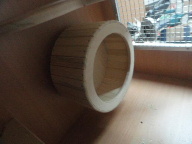 Деревянное колесо для шиншилл своими руками 84