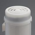 Вентилятор в бактерецидной лампе