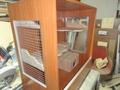 Компактная витрина для пары шиншилл