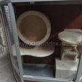 Витрина для шиншиллы одноуровневая , со скошенными углами ,  Цена: 8900 рублей
