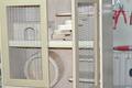 Стандартная витрина для 1 пары шиншилл