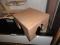 Стандартный домик из массива бука