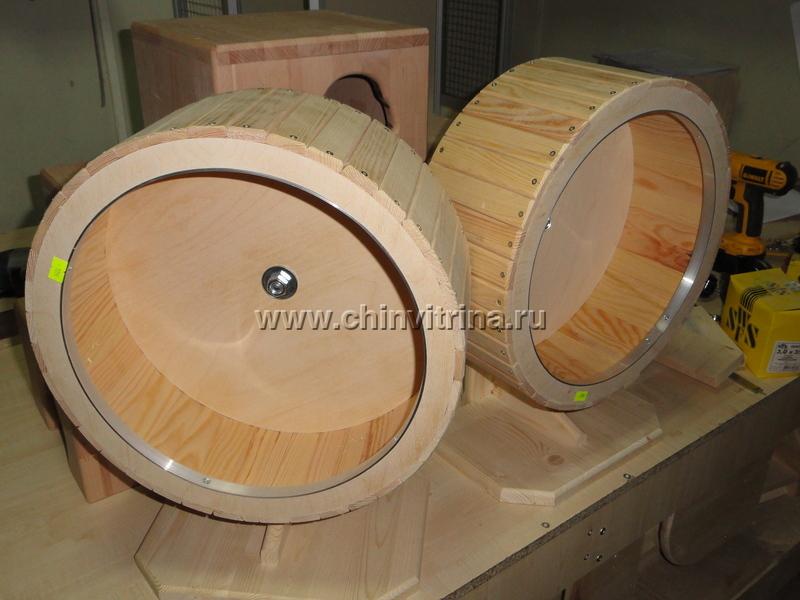 Деревянное колесо для шиншилл своими руками 51