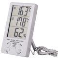 Цифровой термометр с гигрометром с уличным датчиком