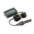 Термометр-гигрометр с датчиком, цифровой