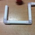 Угловой соединитель для трубы 25 мм