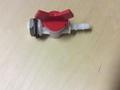 кран, переход с 1/2 на шланг 8-10 мм