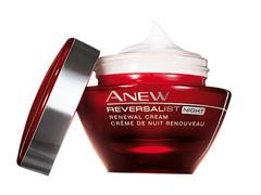 Ночной антивозрастной крем для лица Anew Reversalist 35+