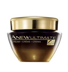 Омолаживающий ночной крем для лица Anew Ultimate 7S 45+