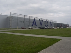История Avon
