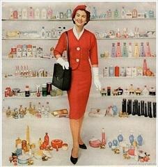 Первая реклама Avon на телевидении