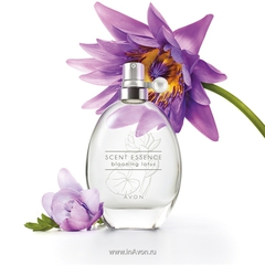 Туалетная вода Scent Essence Blooming Lotus