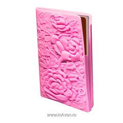 """Обложка для паспорта """"Розовая ленточка"""""""