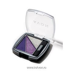 """Трехцветные тени для век Avon """"Грани цвета"""""""