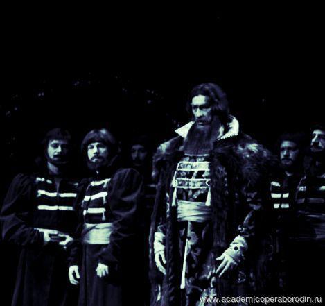 """7,11 Ноября на сцене Академического театра ,опера Римского -Корсакова """"Царская Невеста"""" (Новая версия)"""