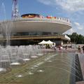 Гомельский государственный цирк расположен центральной части современного Гомеля. Здание цирка был построено более сорока лет назад и давно уже стало одной из достопримечательностей Гомеля.