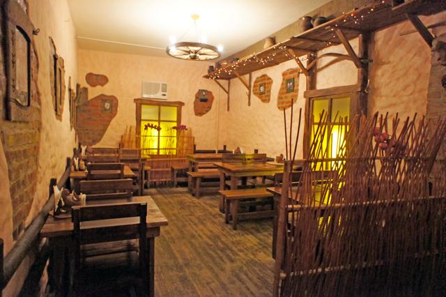 Банкетный зал в Карчме Будзьма