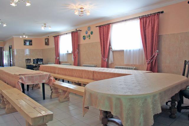 Банкетный зал в Доме Рыбака
