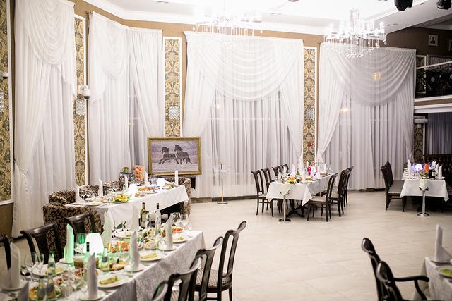 Банкетный зал ресторан Ирина