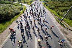 Велопробег «Будзьма» за здоровую Беларусь»