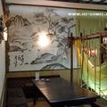 Сауна в японском стиле