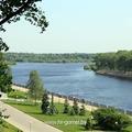 Вид на реку Сож