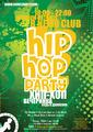 Каждую пятницу - hip-hop PARTY