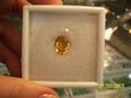 Желтый сапфир