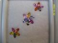 Цветные сапфиры. А еще сапфиры бывают бесцветные,как бриллианты.