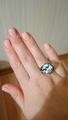 Купила несколько лет назад перстень.Потерялв бирочку с названием камня, помню только , что название длинное и трудно...