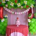 Клубничный день рождения