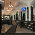 Location: The hotel Sozh is located in the historical center of Gomel.