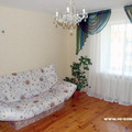 One bedroom full furnished apartment in central part of Gomel for daily rent.