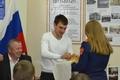 Олимпийский призёр в родной альма-матер