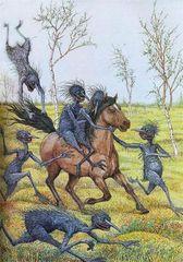 Конееды. Кого боятся наши лошадки