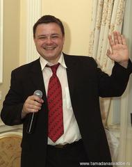 Зажигательный ведущий - Сергей