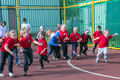 Спортивный детский праздник - День здоровья