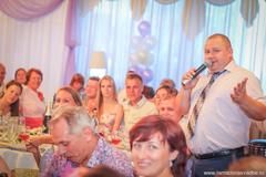 Организация праздников - тамада на свадьбу, ведущий на корпоратив, тамада на юбилей, поющий ведущий, аккордеонист