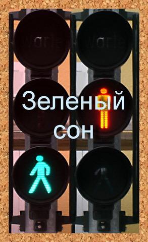 Зеленый сон.Леонид  Западенко
