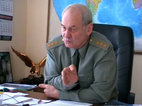 Беседа с интересным человеком.Леонид Ивашов