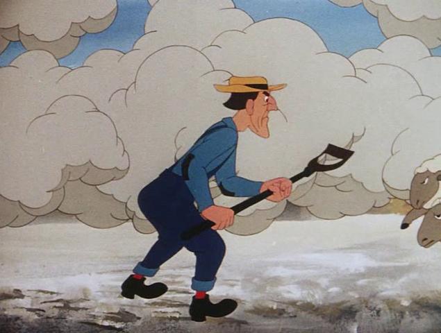 Звероферма (Скотный двор) / Animal Farm (1954) DVDRip