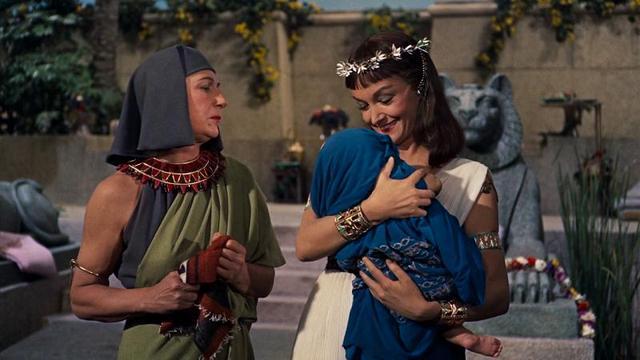 Десять заповедей / The Ten Commandments (1956) [720p] BDRip
