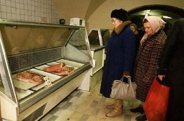 Продовольственная програма или химизация всей еды...