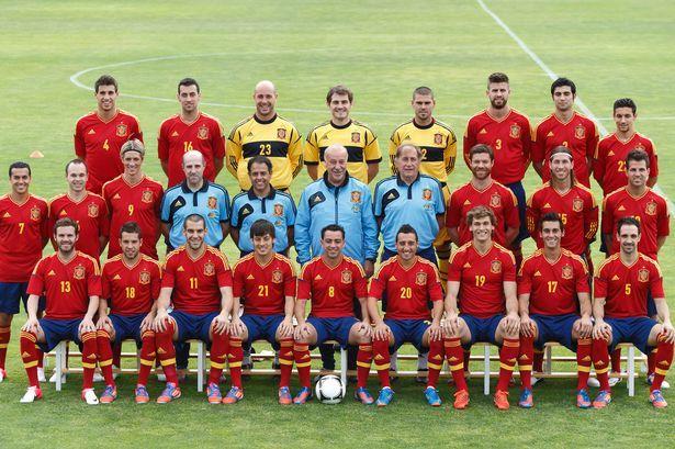 Евро 2012 год. Все голы