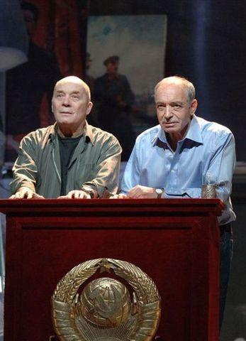 Сон Гафта пересказанный Виктюком (2009) TVRip